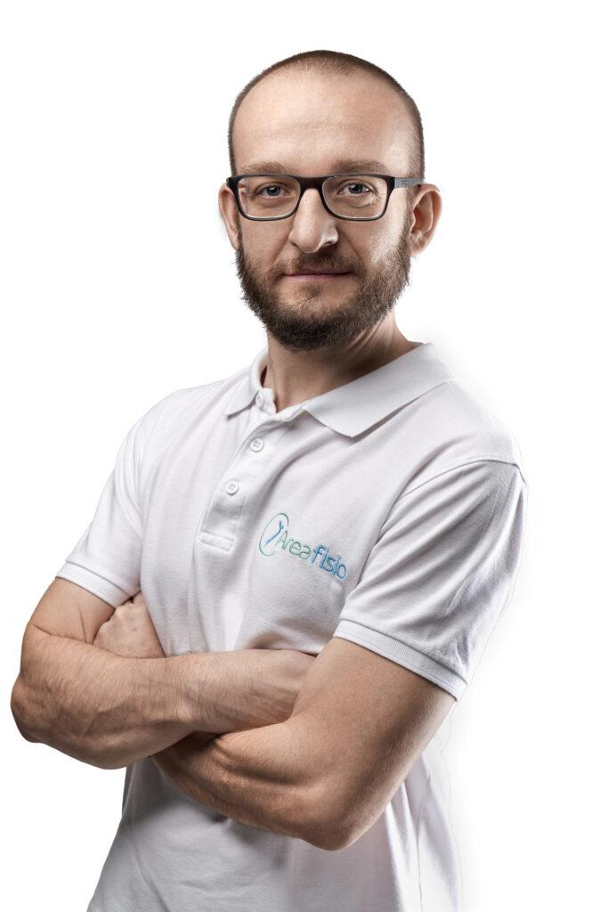 Luca Baldassari - Fisioterapista Areafisio Manerba