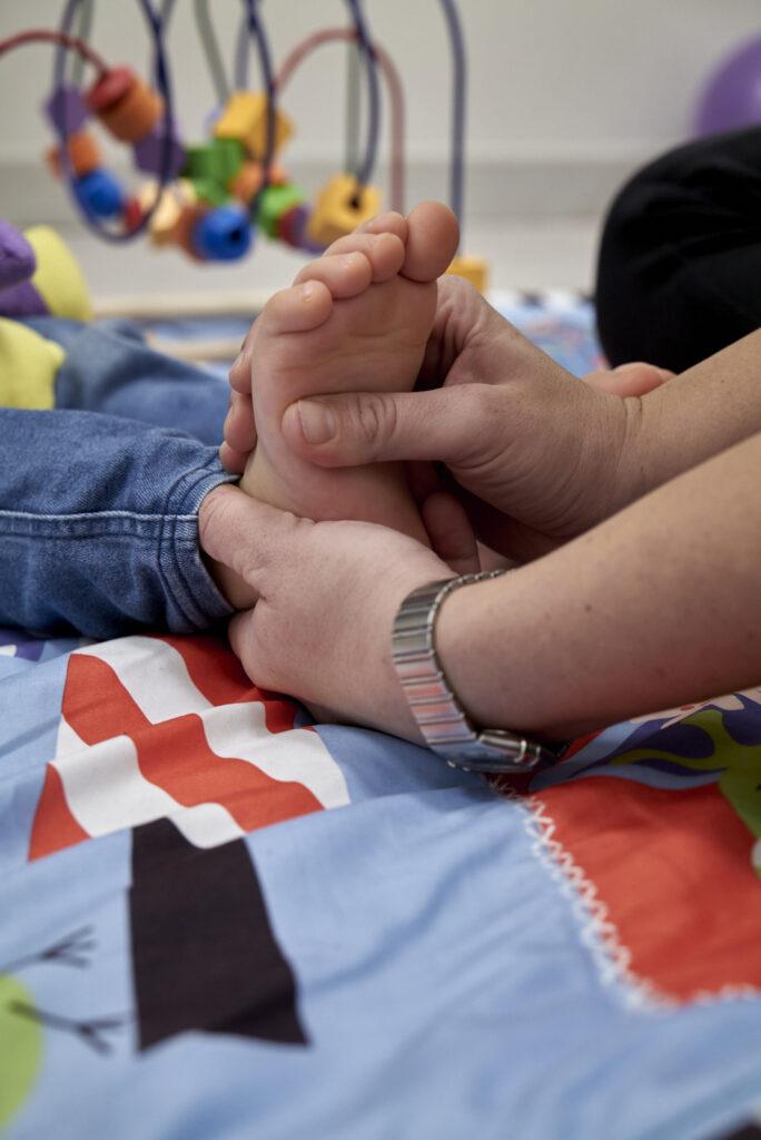 riabilitazione pediatrica