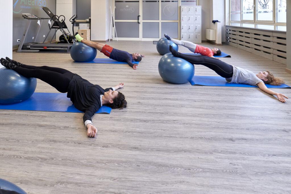 Pilates Riabilitativo - Areafisio Manerba